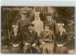 53036388 - Koenig Friedrich III. Mit Familie - Familles Royales