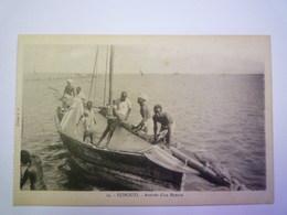 2019 - 1960  DJIBOUTI  :  Arrivée D'un Boutre    - Gibuti