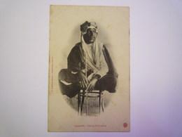 2019 - 1964  DJIBOUTI  :  CHEF De Tribu Arabe    - Gibuti