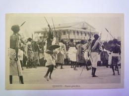 2019 - 1965  DJIBOUTI  :  Danses Guerrières   1928    - Gibuti
