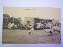 2019 - 1966  DJIBOUTI  :  Grand Café Somali    - Gibuti