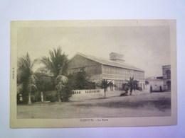 2019 - 1967  DJIBOUTI  :  La  POSTE   1928    - Gibuti