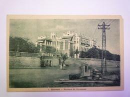 2019 - 1968  DJIBOUTI  :  Résidence Du Gouverneur   1935    - Gibuti
