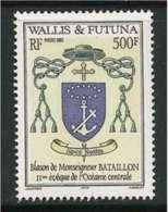 Wallis Et Futuna 2003 YT 611** Neuf Blason De Monseigneur Bataillon - Wallis Und Futuna