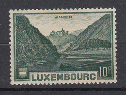LUXEMBURG - Michel - 1935 - Nr 283 - MH* - Unused Stamps