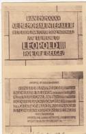 LIEGE /  LE MEMORIAL 1914-18 A COINTE - Liege