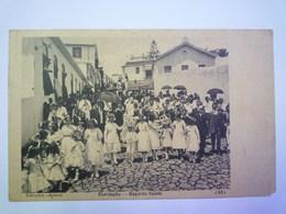 2019 - 1975  TERCEIRA - Açores  :  COROACAO  -  Espirito Santo    - Açores
