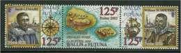 Wallis Et Futuna - 2002 N** Jacob Lemaine Iles Horn William Schouten - Wallis Und Futuna