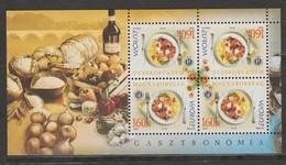 Hongrie Europa 2005 BF N° 284 ** Gastronomie - Europa-CEPT