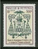Wallis Et Futuna 2002 Yt 568 N** Blason Monseigneur Pompallier - Wallis Und Futuna