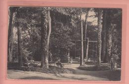 OUDE POSTKAART  - Zwitserland - SCHWEIZ - SUISSE -    GRAND PALACE HOTEL LUGANO - PATIE DU PARC - 1913 - TI Tessin