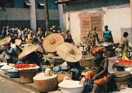 TOGO/LOME  LE GRAND MARCHE (dil114) - Togo