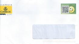 Enveloppe De Le Poste Espagnole - Mirame Bien - 1931-Aujourd'hui: II. République - ....Juan Carlos I