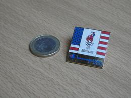 JEUX OLYMPIQUE ATLANTA 1996. USA. CHAMPION. EGF. - Jeux Olympiques