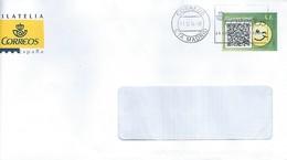 Enveloppe De Le Poste Espagnole - Mirame Bien - Oblitéré 01.12.14 - 1931-Aujourd'hui: II. République - ....Juan Carlos I