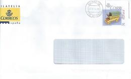 Enveloppe De Le Poste Espagnole - Autobus Postal (jouet) - Oblitéré 21.10.14 - 1931-Aujourd'hui: II. République - ....Juan Carlos I