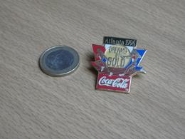 JEUX OLYMPIQUE ATLANTA 1996. USA. COCA COLA. EGF. - Jeux Olympiques