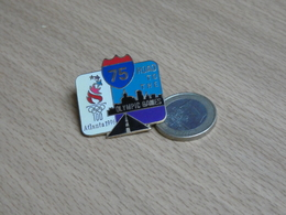 JEUX OLYMPIQUE ATLANTA 1996. USA. 75 ROAD TO THE OLYMPIC GAMES. EGF. - Jeux Olympiques