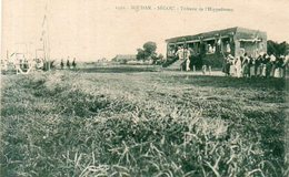 Soudan,Cpa Ségou,Tribune De L'Hippodrome - Soudan