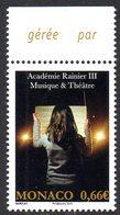 Monaco 2984 Théâtre, Musique - Teatro