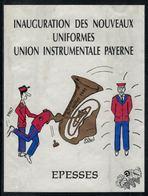 Etiquette De Vin // Epesses, Union Instrumentale Payerne - Music