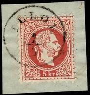 """ ILLOK "" , 1867, Ungarn  , A2128 - 1850-1918 Empire"