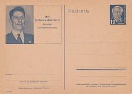 DDR   ENTIER POSTAL/GANZSACHE/POSTAL STATIONERY  CARTE ILLUSTREE - [6] République Démocratique