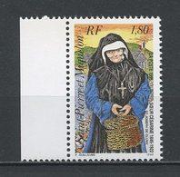 SPM MIQUELON 1995 N° 620 ** Neuf MNH Superbe C 1.10 € Soeur Césarine  Des Soeurs De Saint Joseph De Cluny - Neufs