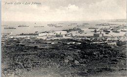 ESPAGNE -- Puerto Latin - Las Palmas - La Palma