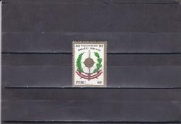 Peru Nº 548 - Perú