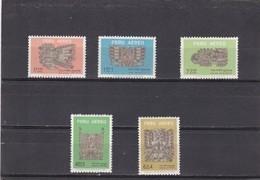 Peru Nº A184 Al A188 - Perú