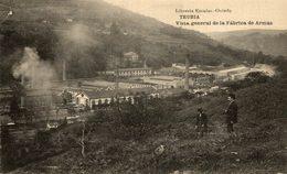TRUBIA. VISTA GENERAL DE LA FABRICA DE ARMAS - Asturias (Oviedo)