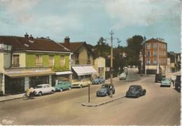 94 - VILLIERS SUR MARNE - Place De La Gare - Villiers Sur Marne