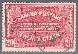 CANADA     SCOTT NO.  E2      USED      YEAR  1922 - Express