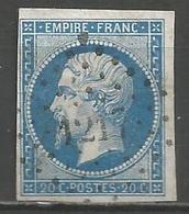 FRANCE - Oblitération Petits Chiffres LP 1217 ETOILES (Drôme) - Storia Postale (Francobolli Sciolti)