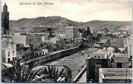 ESPAGNE -- Las Palma - Barranco - La Palma