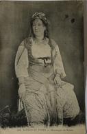 Types Afrique L // Mauresque De Biskra 1915 - Afrika