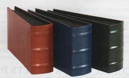 Album Pour FDC Lindner Réf. 812 B Bleu Neuf Sous Emballage - Albums Pour Enveloppes