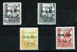 Canarias (España) Nº 40/3 Nuevo Cat.115€ - 1931-Hoy: 2ª República - ... Juan Carlos I