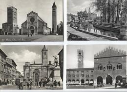 Italy - Italie - 8 Cartes Differents - 8 Verschillende Postkaarten Ongelopen - 8 Different Postcards Not Used - Cartoline