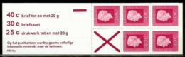 Postzegelboekje PB 15a MNH/**/postfris - Carnets