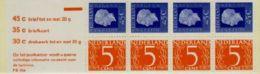 Postzegelboekje NL PB16a Postfris/MNH** - Carnets