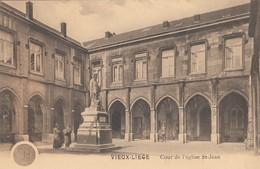 LIEGE / COUR DE L EGLISE ST JEAN - Liege