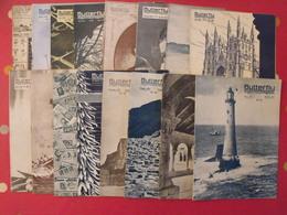 16 Revues Butterfly, English-French Magazine. Revue Pédagogique1951-1955 - Pédagogie