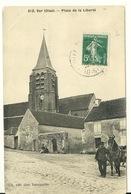 60 - VER / PLACE DE LA LIBERTE - Autres Communes