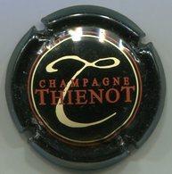 CAPSULE-CHAMPAGNE THIENOT Alain N°17 Fond Noir - Champagne