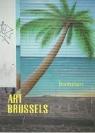 Art Brussels - Contemporary Art Fair - Invitation - Tijdschriften: Abonnementen