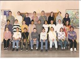 Photo De Classe 18 Bourges - Collège Saint-Exupéry -  (1995-1996) - Unclassified