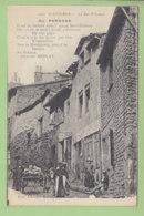 SAINT ETIENNE  : Au Panassa, La Rue Polignais. Peu Courant. TBE. 2 Scans. Edition Johannès Merlat - Saint Etienne