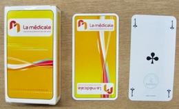 JEU DE 78 CARTES TAROT AVEC ETUI LA MEDICALE LES PROFESSIONNELS DE LA SANTE CARTES HERON AVEC REGLEMENT - Cartes à Jouer Classiques